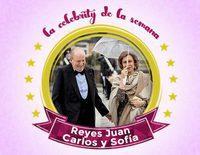 Los Reyes Juan Carlos y Sofía, las celebrities de la semana por su reconciliación pública