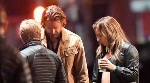 Bradley Cooper y Lady Gaga, cada día más unidos gracias al rodaje de la película 'Ha nacido una estrella'