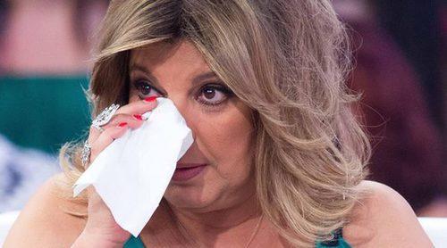 Terelu Campos se siente humillada por Carmen Borrego