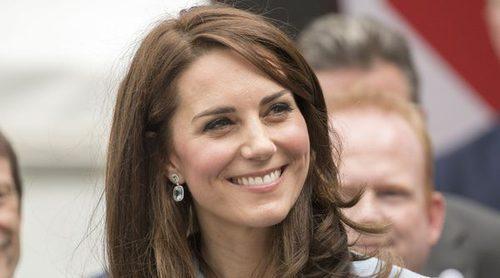 La cara más tierna y elegante de Kate Middleton en su visita oficial a Luxemburgo