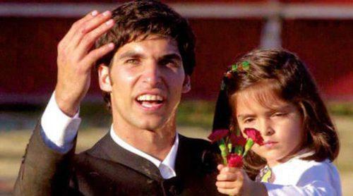 Lucía Rivera emociona a su padre Cayetano Rivera con una tierna imagen: 'Por encima de todo'