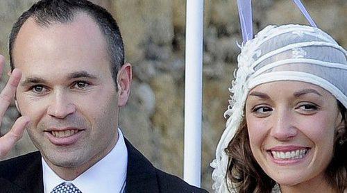 Andrés Iniesta y Anna Ortiz se convierten en padres por tercera vez