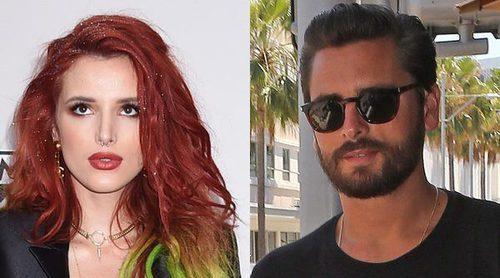 Scott Disick  se lleva de fiesta a Bella Thorne