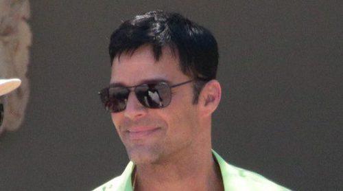 Primeras imágenes de Ricky Martín como Antonio D'Amico en 'American Crime Story'