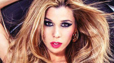 Natalia: 'A la hora de subirme al escenario soy yo, me vuelvo salvaje, loca, como mi canción'