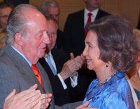 El agradecimiento de la Reina Sofía al Rey Juan Carlos en el 40 aniversario de la Fundación Reina Sofía