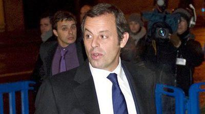 Detienen a Sandro Rosell en una operación contra el blanqueo de capitales