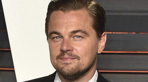 Leonardo Dicaprio disfruta de su soltería y prepara nueva película