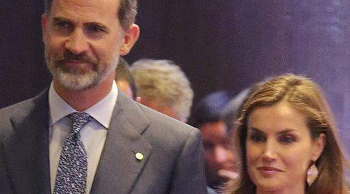 Los Reyes Felipe y Letizia visitan el trabajo de la Infanta Cristina por una buena causa