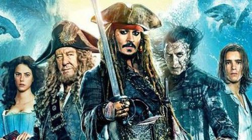 'Piratas del Caribe: La Venganza de Salazar' lidera los estrenos de la semana