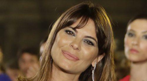 María José Suárez presenta su nueva colección de ropa luciendo embarazo y con Jordi Nieto como fan nº1