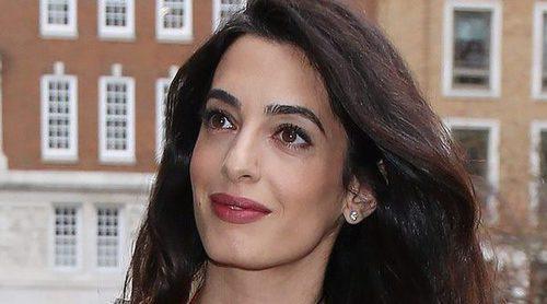 Nacimiento inminente: George Clooney y Amal Alamuddin serán padres en cualquier momento
