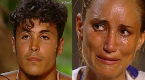 Kiko cruza la línea con Alba Carrillo: