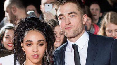 Robert Pattinson y su novia FKA Twigs se dejan ver en Cannes 2017 con una actitud muy llamativa