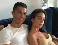 La foto de Cristiano Ronaldo con Georgina Rodríguez que ha disparado los rumores de embarazo