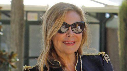 Ana Obregón, indignada con Pilar Eyre por revelar su presunta verdadera edad: