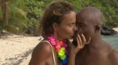 Sube la temperatura en 'Supervivientes 2017': Leticia Sabater besa a un garífuna en directo