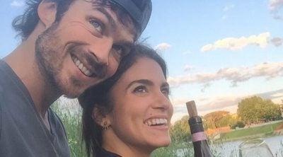La bonita felicitación de Ian Somerhalder a Nikki Reed por su cumpleaños
