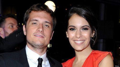 Claudia Traisac y Josh Hutcherson, dos enamorados en el concierto de Russian Red en Madrid