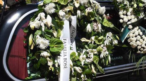 El último adiós a David Delfín en un funeral en Marbella con la notable ausencia de su pareja Pablo Saéz