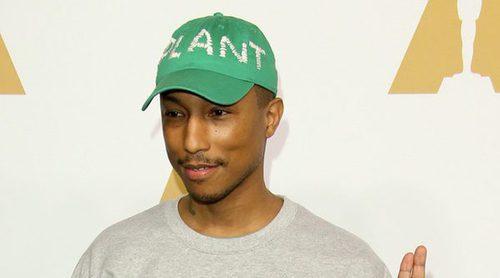 Pharrell Williams hace realidad el sueño de un niño con leucemia