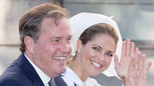 El regreso de Magdalena de Suecia, el embarazo de Sofía Hellqvist y la alegría de Estela de Suecia marcan el Día Nacional