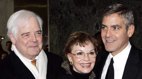 El padre de George Clooney, Nick Clooney, revela cómo son sus nietos Alexander y Ella