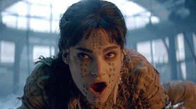 Así fue el proceso de transformación de Sofia Boutella para convertirse en 'La momia'