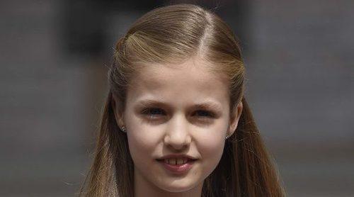 Los gustos más curiosos de la Princesa Leonor: es muy fan de Aless Gibaja