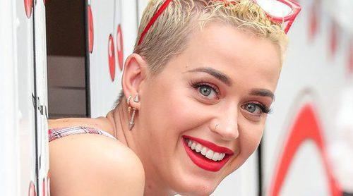 Katy Perry asegura que entierra el hacha de guerra con Taylor Swift: