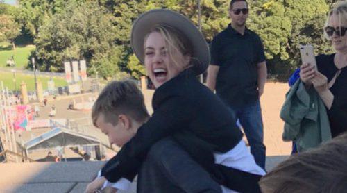 Amber Heard y Elon Musk consolidan rápidamente su noviazgo