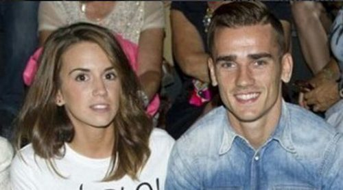 Antoine Griezmann y Erika Choperena se casan en secreto en Toledo