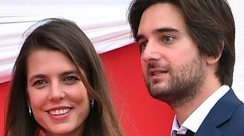 Carlota Casiraghi hace oficial su relación con Dimitri Rassam en el concurso de saltos de Mónaco
