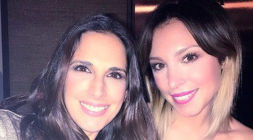 Nuria Fergó y Gisela presumen de amistad: