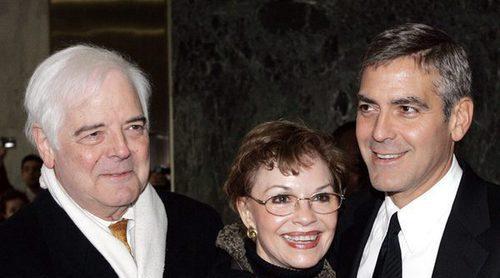 El padre de George Clooney, Nick Clooney, habla sobre sus nietos: