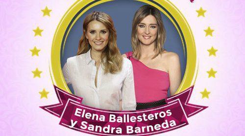 Elena Ballesteros, Sandra Barneda y Tania Llasera, las celebs de la semana por motivos muy distintos