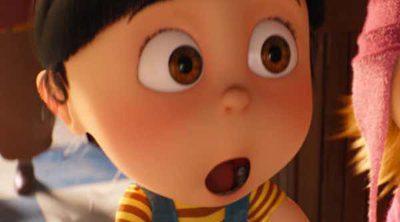 Agnes explota de emoción al creer que va a ver un unicornio blandito de verdad en este clip de 'Gru 3'