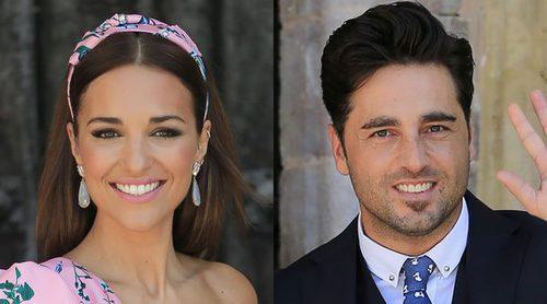 ¿Puro cuento? Lo que no se vio entre Paula Echevarría y David Bustamante en la Comunión de Daniella