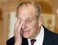 El Duque de Edimburgo, ingresado por una infección causada por una dolencia ya existente
