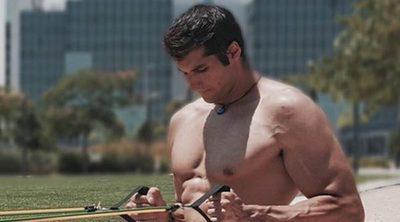 Julián Contreras Jr vuelve a revolucionar las redes sociales presumiendo de músculos