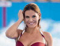 Ivonne Reyes celebra la llegada del verano con un increíble posado 'a lo Ana Obregón'
