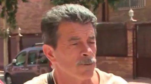 El padre de David Bustamante estalla contra la prensa: