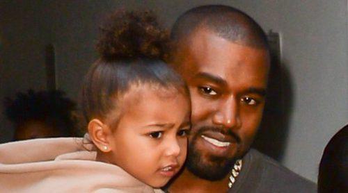Kanye West quiere tener cinco o seis hijos con Kim Kardashian: de momento van a por el tercero