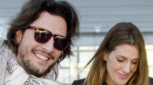 Manuel Carrasco y Almudena Navalón desvelan el nombre de su hija
