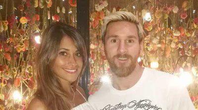 Antonella Roccuzzo felicita a Leo Messi por su 30 cumpleaños con una foto de la sesión preboda