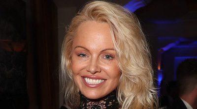 Pamela Anderson y el jugador del Sevilla Adil Rami, pillados juntos en Mónaco