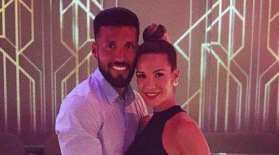 Tamara Gorro y Ezequiel Garay celebran su quinto aniversario de boda en un momento mágico