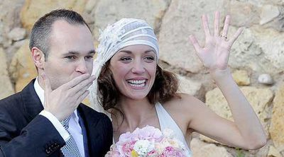 Iniesta y Anna Ortiz celebran sus 10 años de amor: 'Increíble todo lo vivido y la familia que hemos creado'