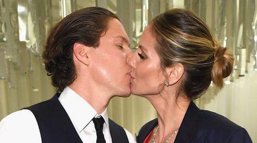 Vito Schnabel, novio de Heidi Klum, pillado besando a otra mujer