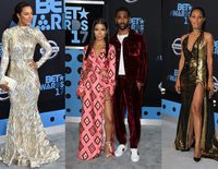 Solange Knowles, Jada Pinkett Smith y Queen Latifah suplen la ausencia de Beyoncé en los Bet Awards 2017